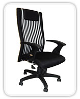 AIS 9001 HIGH BACK OFFICE CHAIR