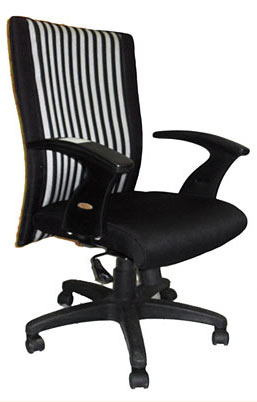 AIS 9002 Medium Back Combination Chair