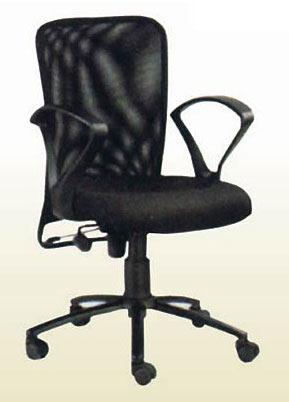 AIS 9018 LOW BACK OFFICE CHAIR