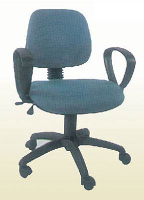 AIS 9033 LOW BACK OFFICE CHAIR