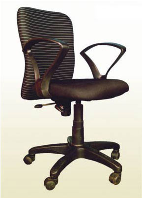 AIS 9042 LOW BACK OFFICE CHAIR
