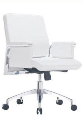 CRYSTAL - M Medium Back Combination Chair