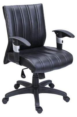 PUNTO-M Medium Back Combination Chair
