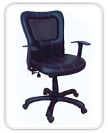 WINDOW MEDIUM BACK OFFICE CHAIR